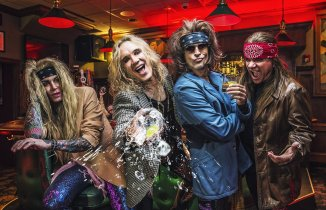 Konkurrence: Steel Panther i Vega 2018
