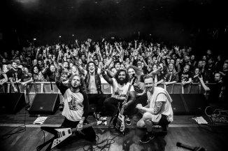 Fotoreportage: Baest på Aalborg Metal Festival 2017