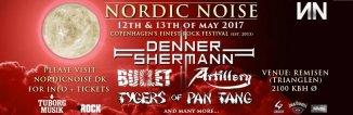 Konkurrence: Nordic Noise Rock Festival