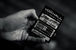 Fotoreportage: Dawn of Demise på Voxhall